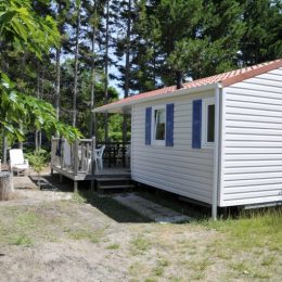location mobil home Landes n°192