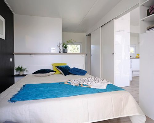 location mobil home biscarrosse lac