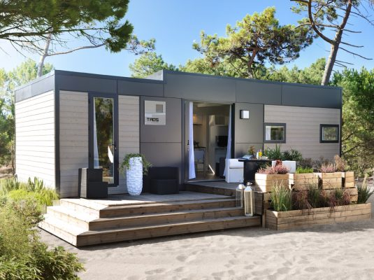 location mobil home Luxe Biscarrosse