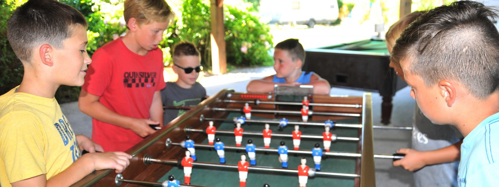 camping biscarrosse lac familial
