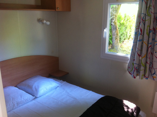 location mobil home biscarrosse