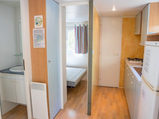 mobil home biscarrosse lac