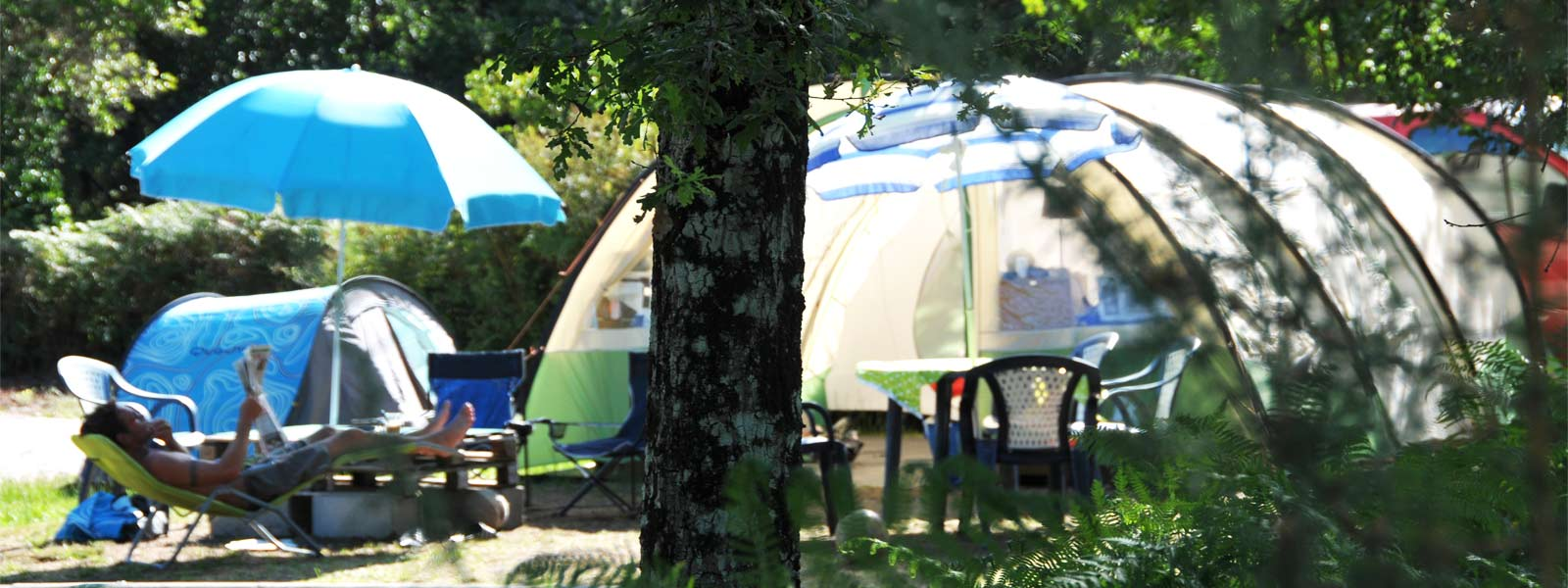 emplacement camping biscarrosse lac